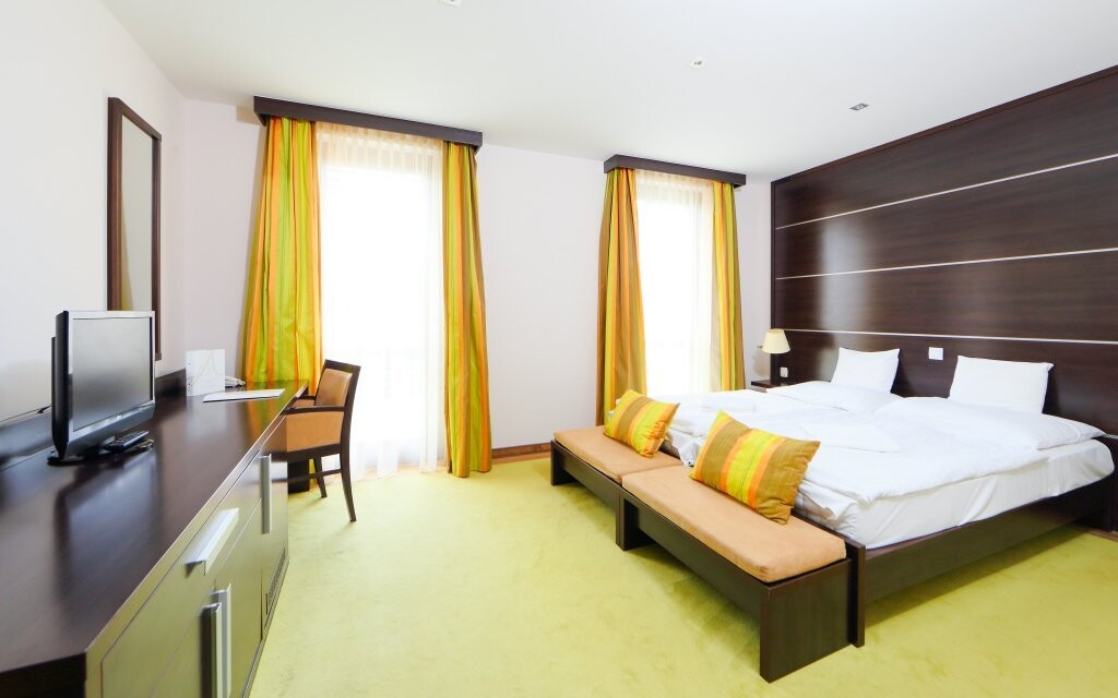 Luxusní pokoj Deluxe za příplatek