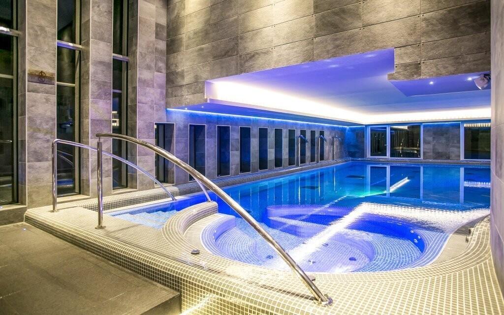 Luxusní wellness v Bonvital Wellness & Gastro Hotelu ****