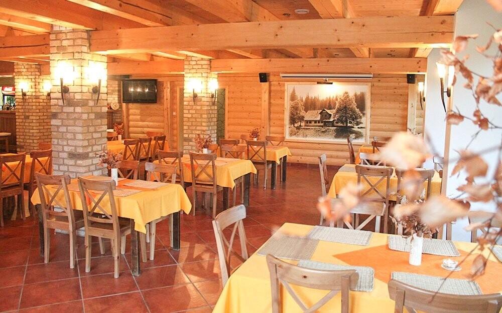Restaurace Horský hotel Vidly **** Vrbno pod Pradědem