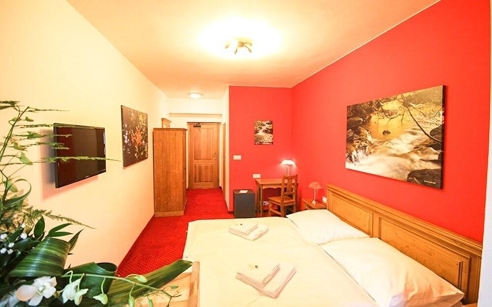 Dvoulůžkový pokoj Horský hotel Vidly **** Jeseníky