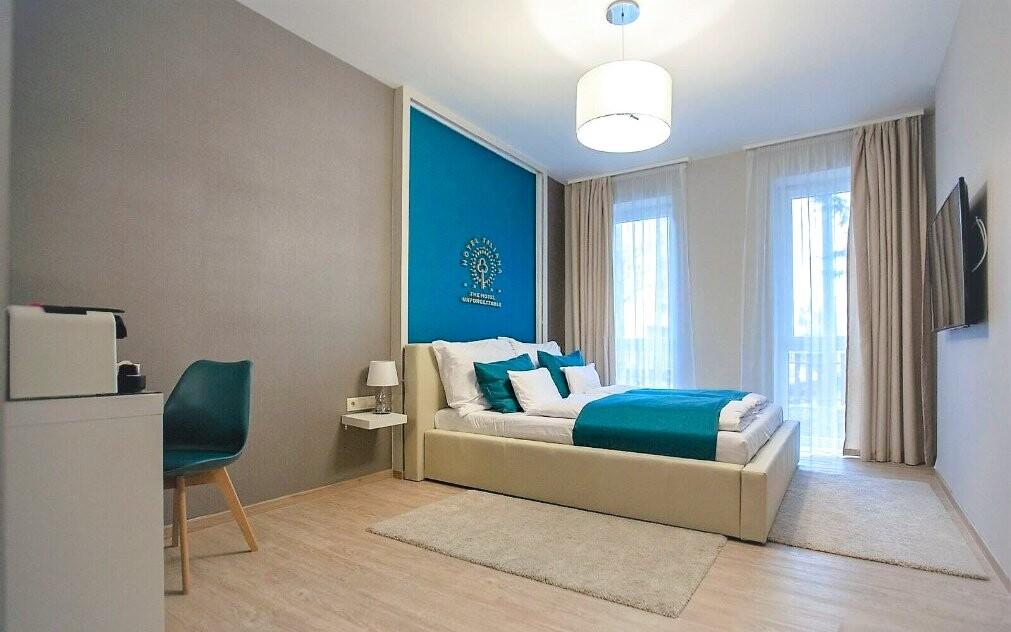 Dvojlôžková izba s chladničkou Hotel Tiliana **** Budapešť