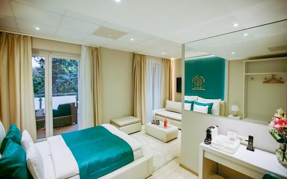 Nadštandardná izba Hotel Tiliana **** Maďarsko