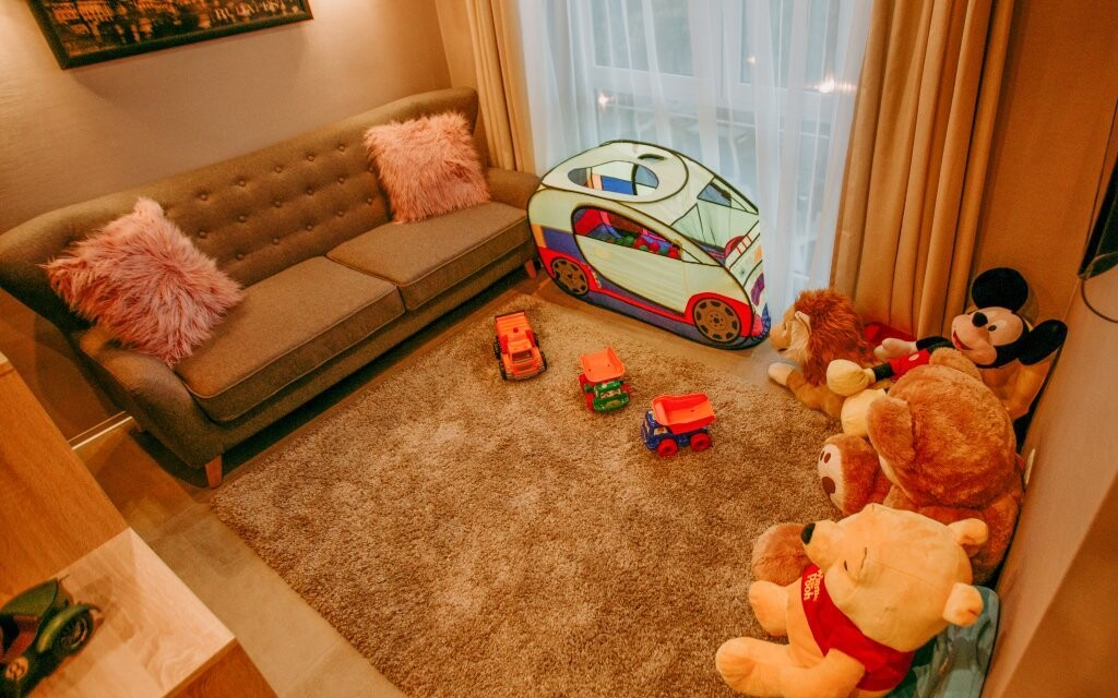 Detský kútik v Hoteli Tiliana **** Budapešť Maďarsko