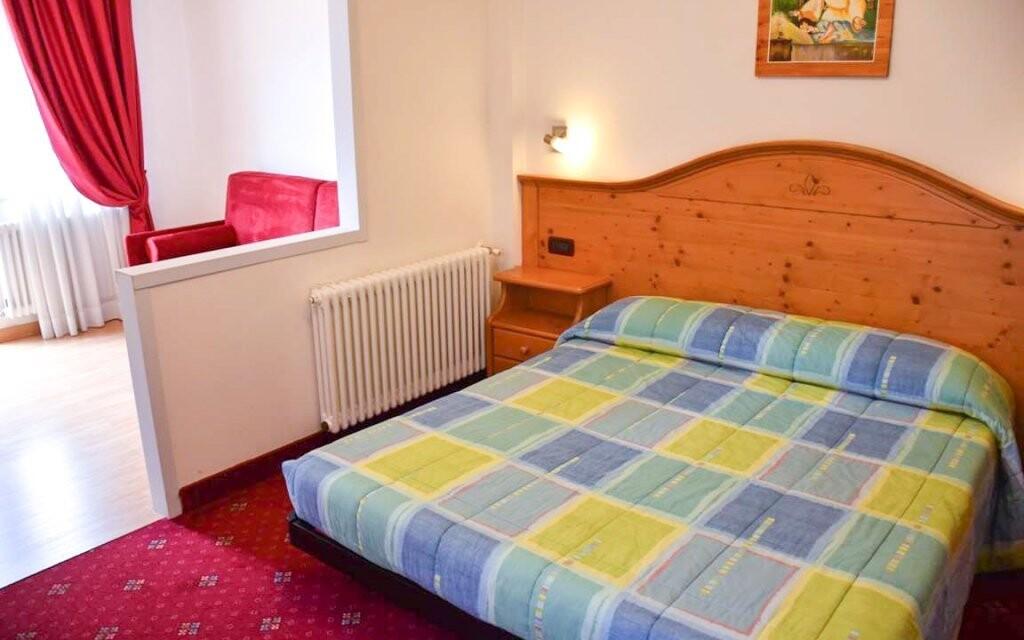 Apartmán s kuchyňkou v Hotelu Garní Al Nardis *** v Itálii