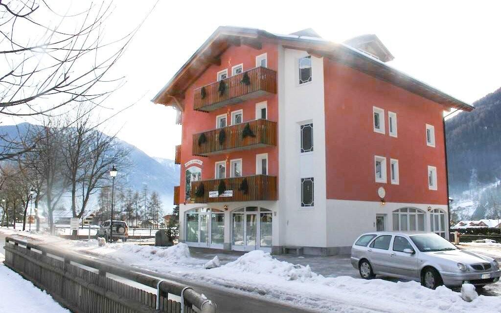 Hotel Garní Al Nardis *** Dolomity Itálie