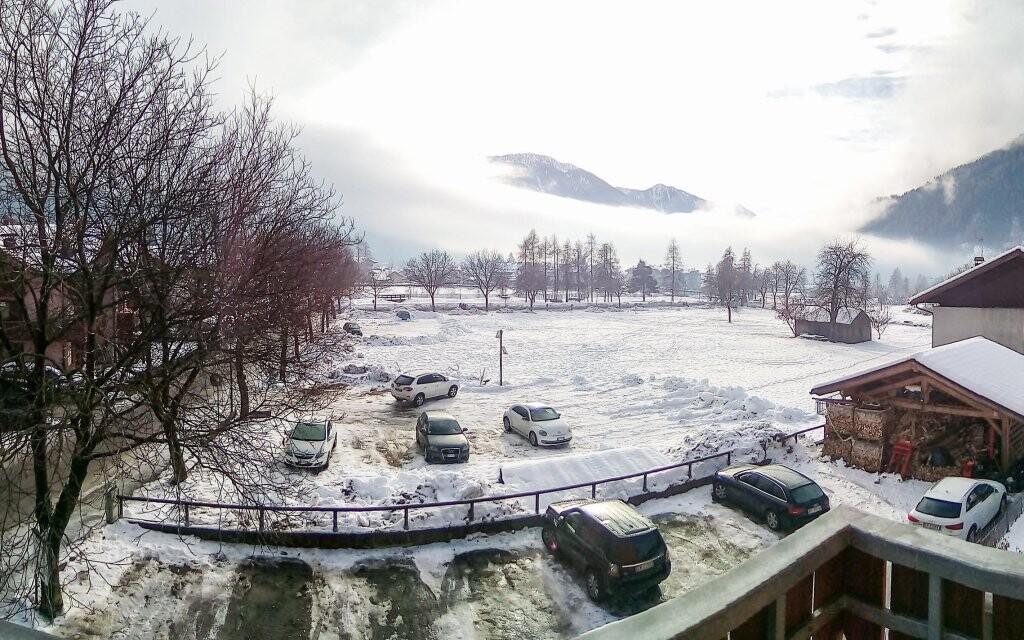 Hory kolem Hotelu Garní Al Nardis *** v Dolomitech Itálie