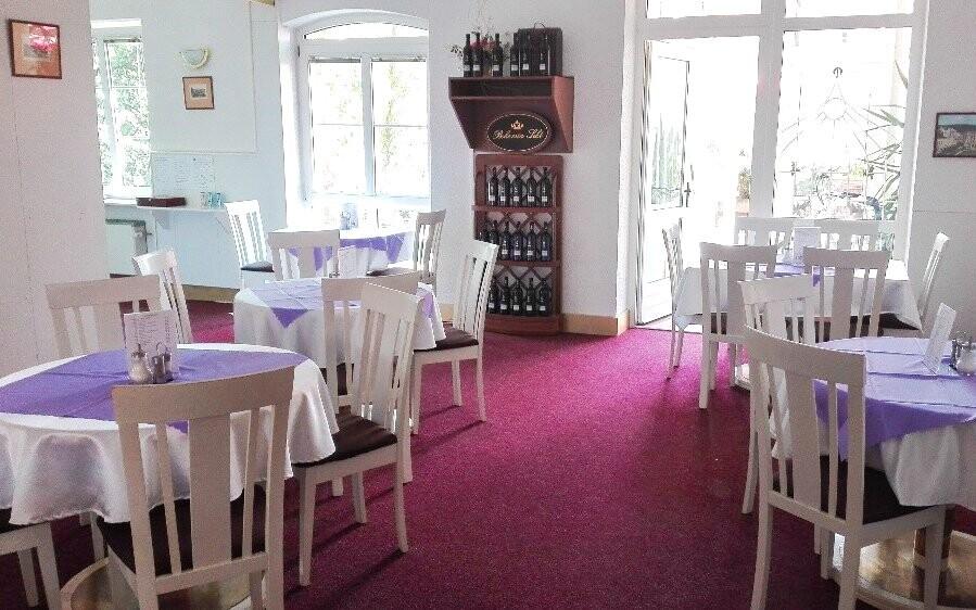 Reštaurácia v Hoteli Ferdinand *** Mariánské Lázně