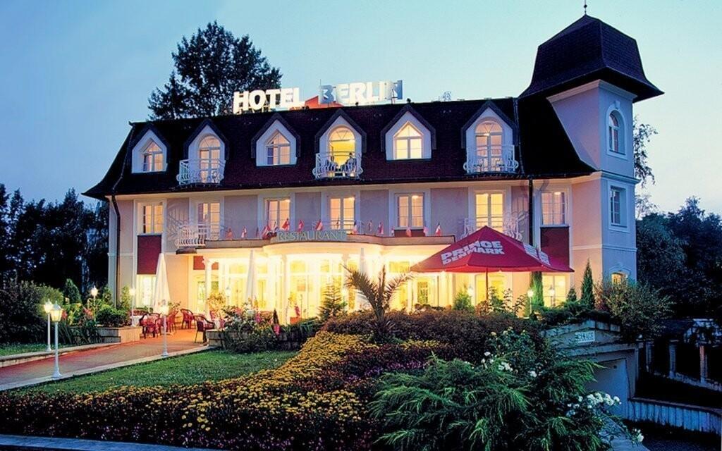 Hotel Ferdinand *** v Mariánských Lázních Česká republika