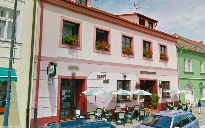 Hotel Zlatý Kříž *** Kaplice v Jižních Čechách