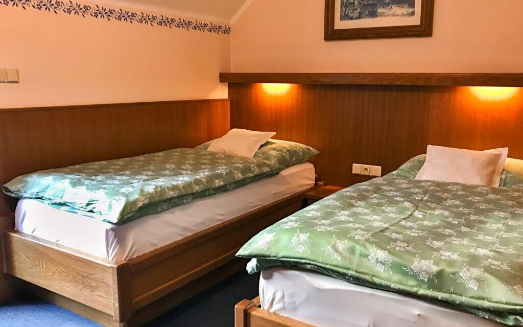 Pokoje v Hotelu Na Dolině *** Beskydy