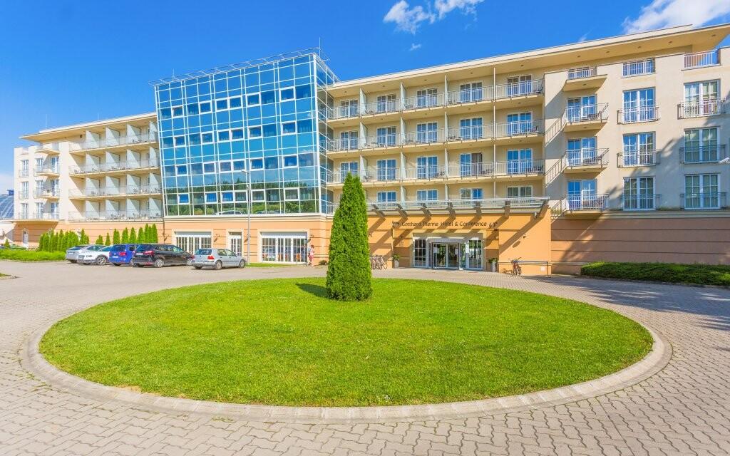 Gotthard Therme & Conference, Szentgotthárd, Maďarsko