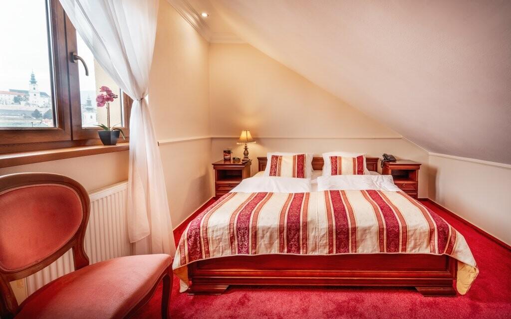 Standardní dvoulůžkový pokoj, Hotel Capital ****, Nitra