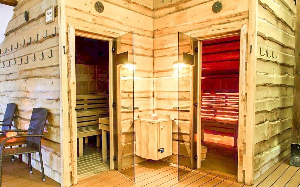 Ve wellness najdete mnoho typů saun