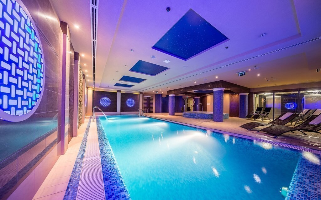 Wellness v Hotelu President Exclusive Boutique **** Superior