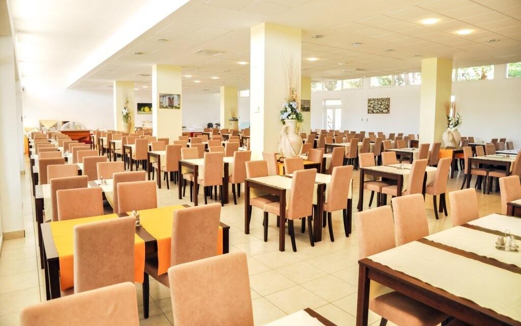 Restaurace Hotel Posejdon *** Vela Luka Chorvatsko