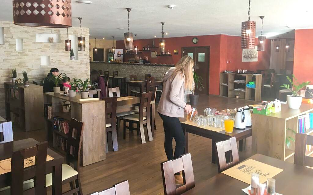 Hrebienok Resort - Restaurace Soul
