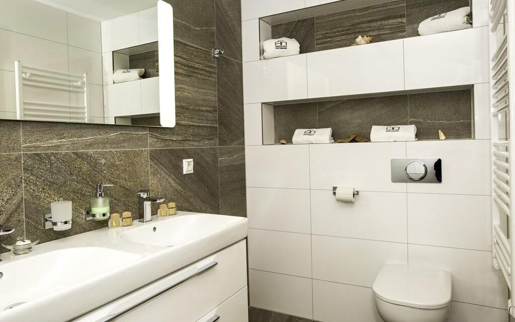 Hrebienok Resort - apartmán s vlastní koupelnou