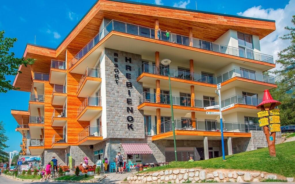 Hrebienok Resort - Starý Smokovec - Vysoké Tatry