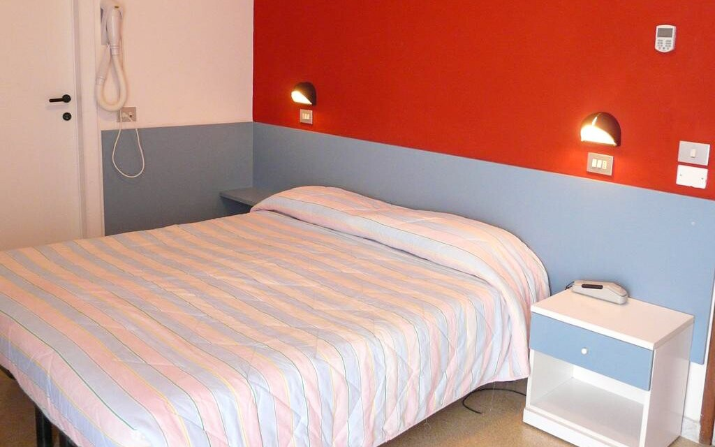 Dvoulůžkový pokoj Hotel Senior *** Cattolica Itálie