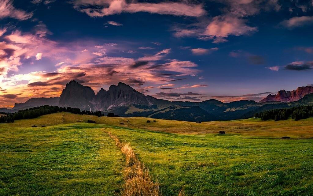 Pobyt v talianskych Alpách u Passo Tonale