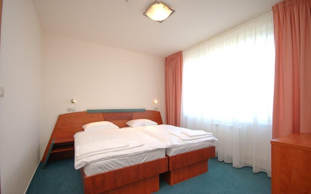 Pohodlné pokoje, Hotel Jehla ***+, Žďár nad Sázavou