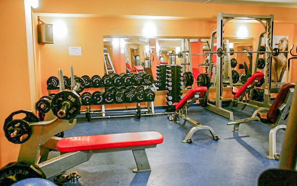 Fitness centrum, Rubin Wellness & Conference Hotel ****