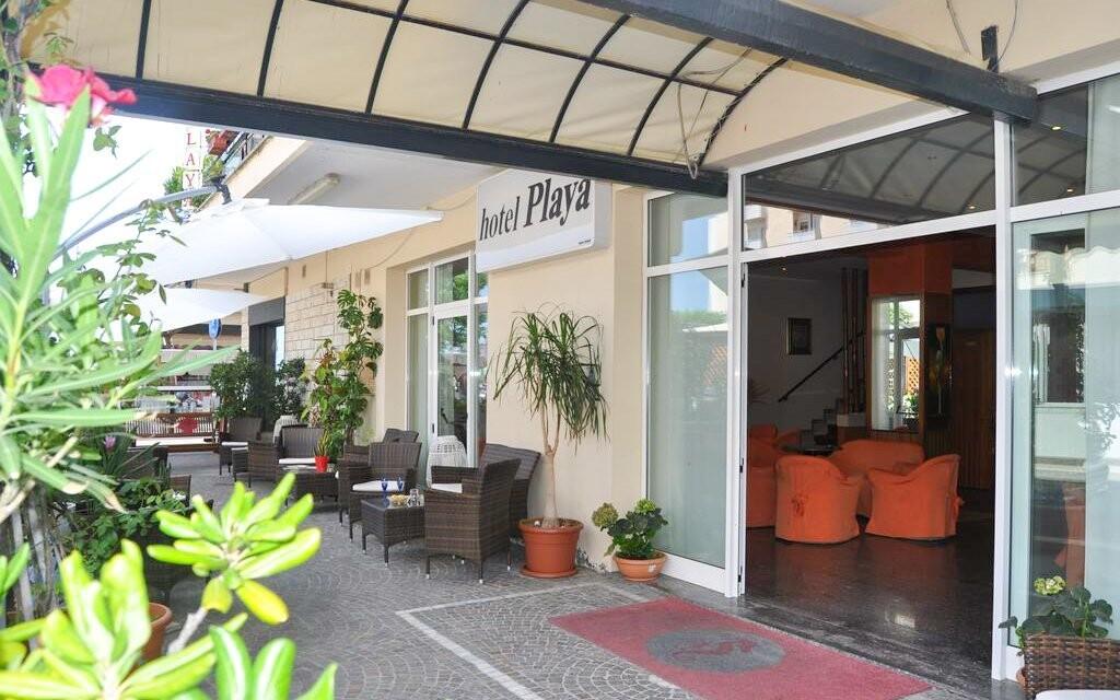 Hotel Playa ***, Rimini, Itálie