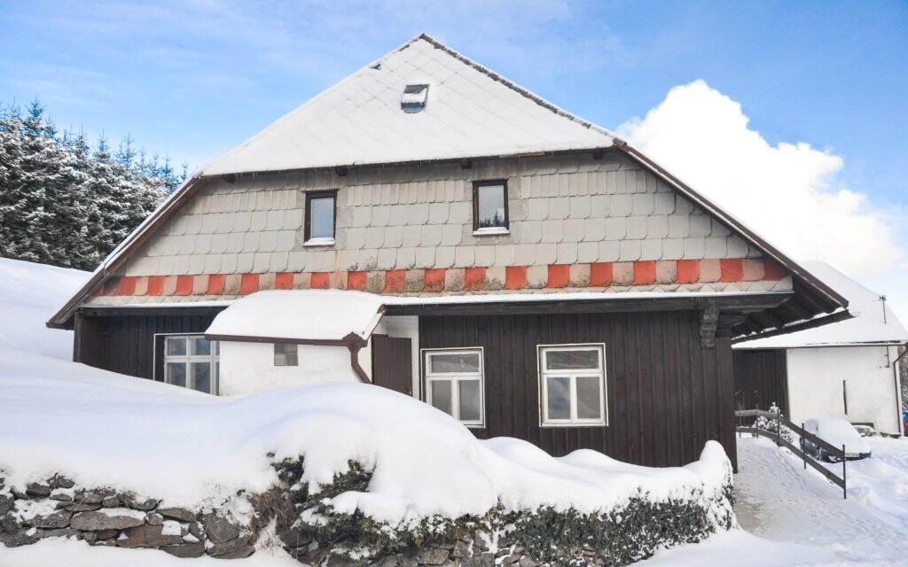 Penzion Rankl-Sepp v obci Strachy na Šumavě