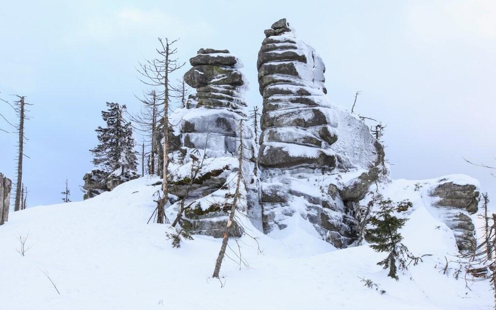Národní přírodní park Šumava nabízí spoustu zajímavostí