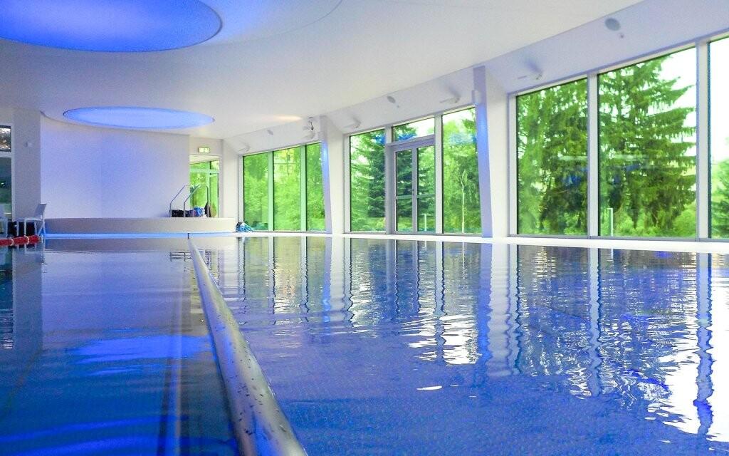 Mestske wellness Broumov, bazén