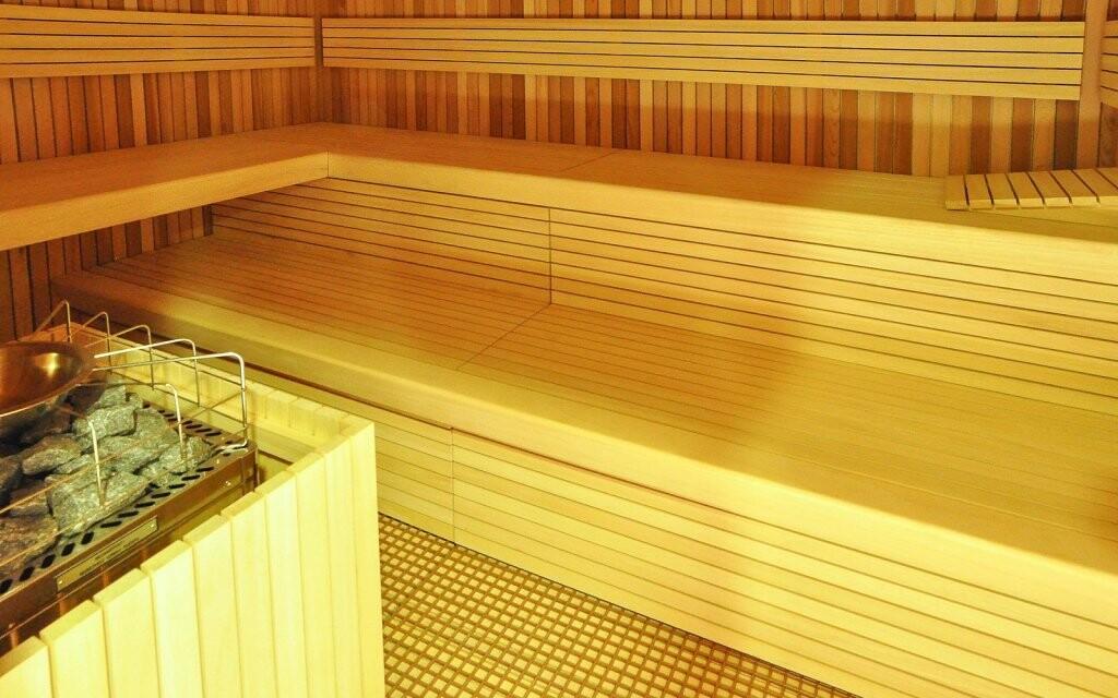 Mestske wellness Broumov, sauna