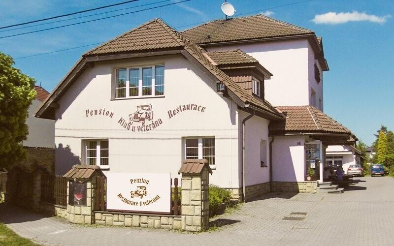 Penzión sa nachádza v oblasti Moravskosliezskych Beskýd