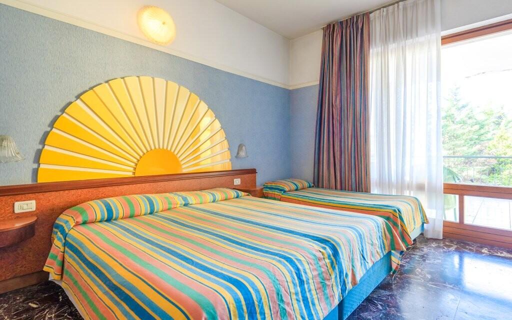 Štandardná izba, Hotel Panorama, Lago di Garda, Taliansko