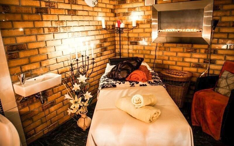 Masáže a zábaly v Hoteli Morris Česká Lípa ****