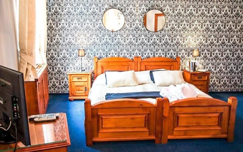 Komfortné izby v Hoteli Morris Česká Lípa ****