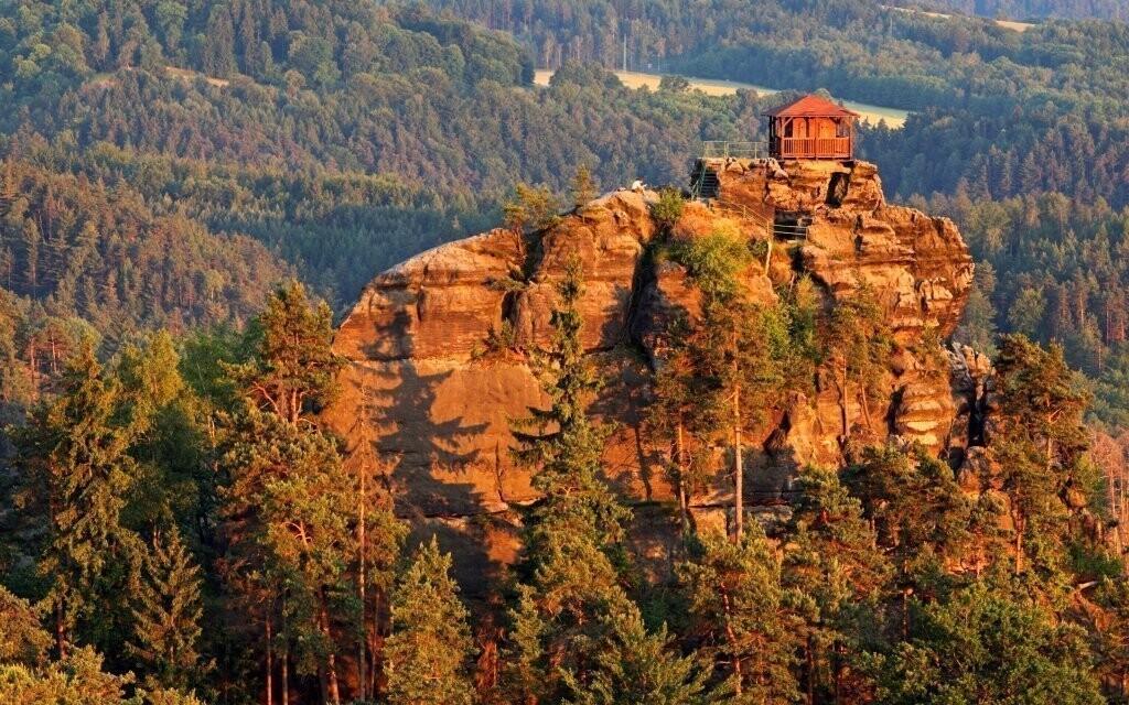Národný park České Švajčiarsko, turistika v Česku