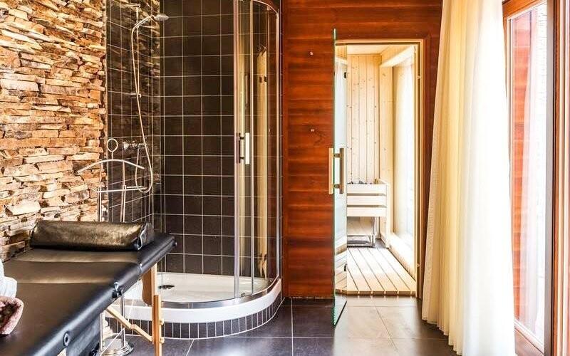 Sauna vo wellness v Hoteli Morris Česká Lípa ****