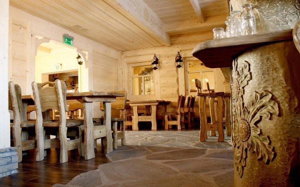 Reštaurácia, Penzión Pod Kotelnicą, poľské Tatry