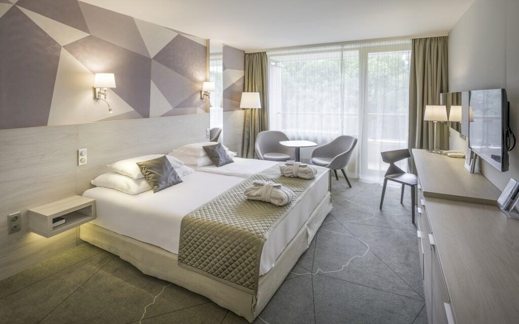 Elegantné izby, Danubius Health Spa Resort Margitsziget