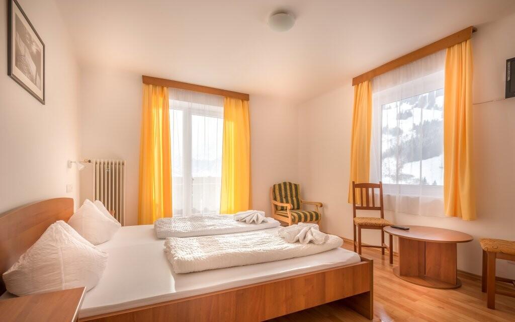 Izba Comfort v Hoteli Sonnhof Rauris *** Rakúsko