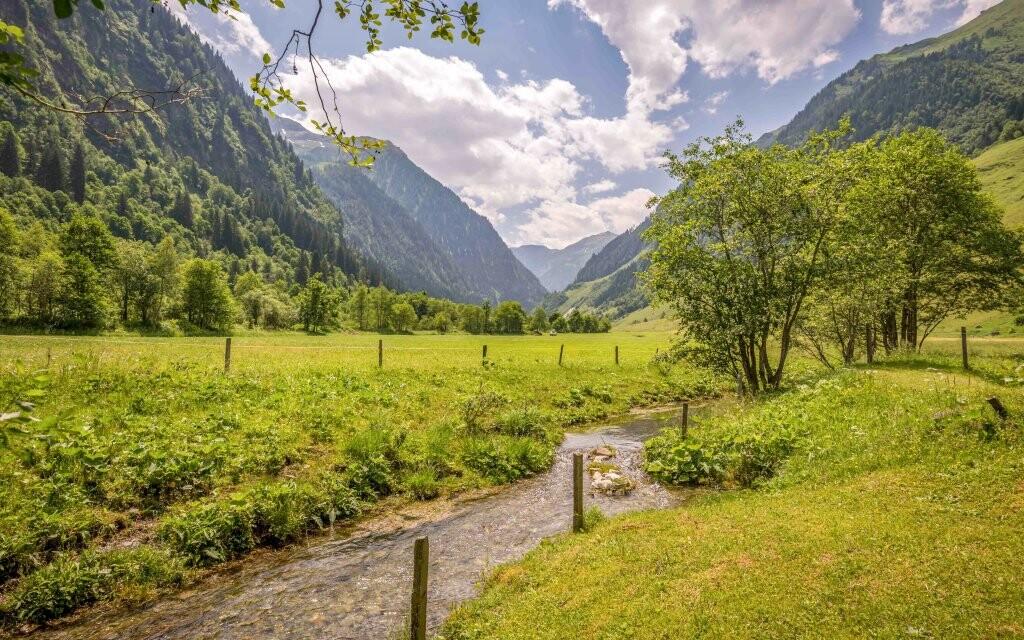Stredisko Rauris, Vysoké Taury, Rakúsko