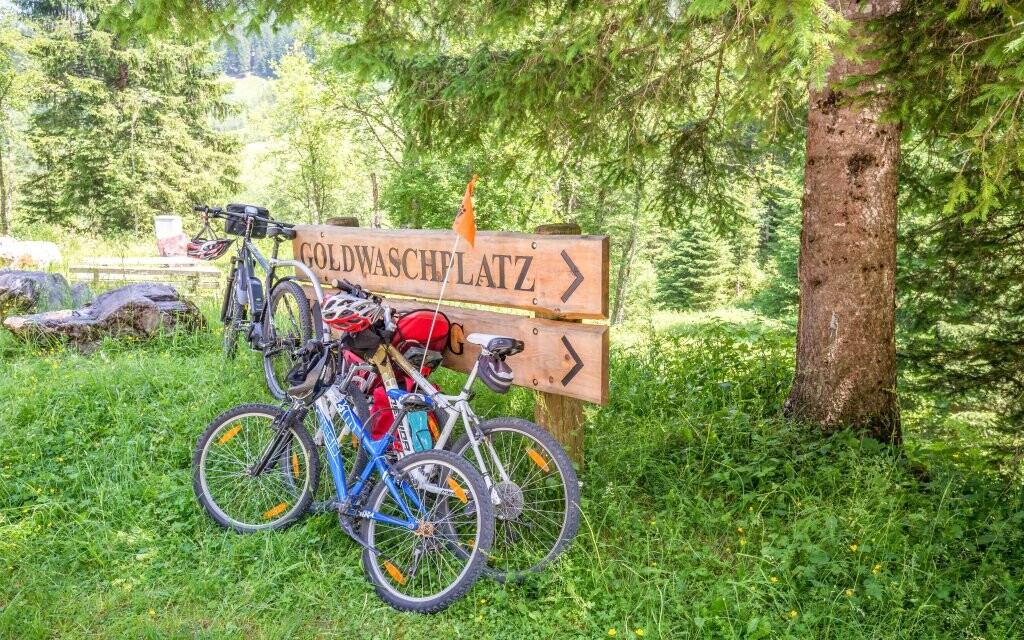 Cykloturistika vo Vysokých Taurách, Rakúsko