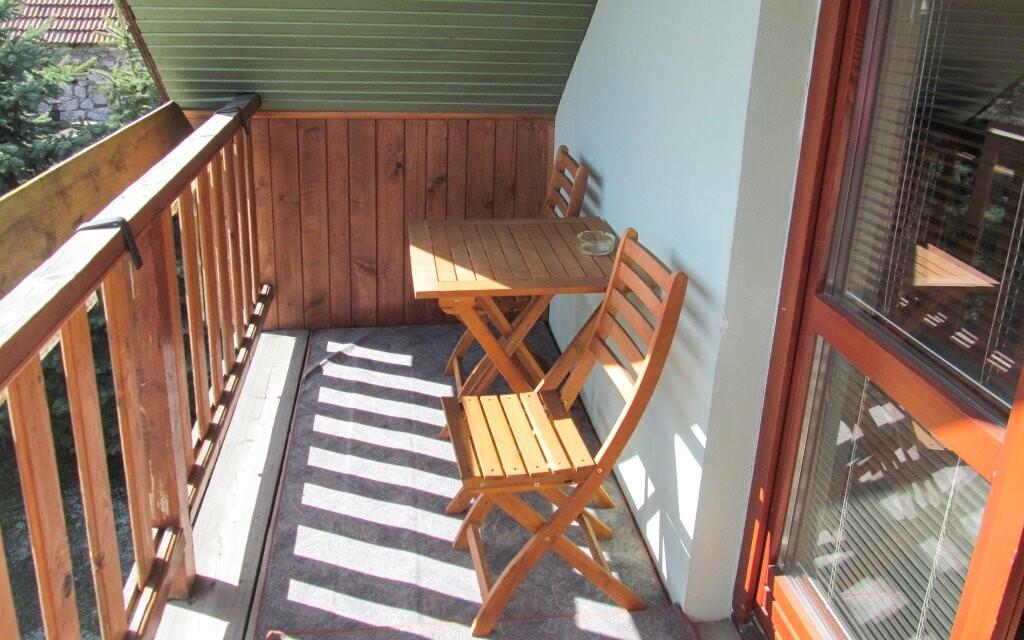 Pokoj s balkonem, Penzion Podzámok, Slovenský ráj