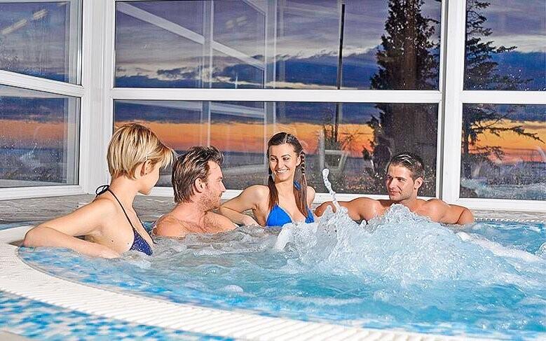 Wellness s vírivkou, Hotel Marina-Port ****, Balaton