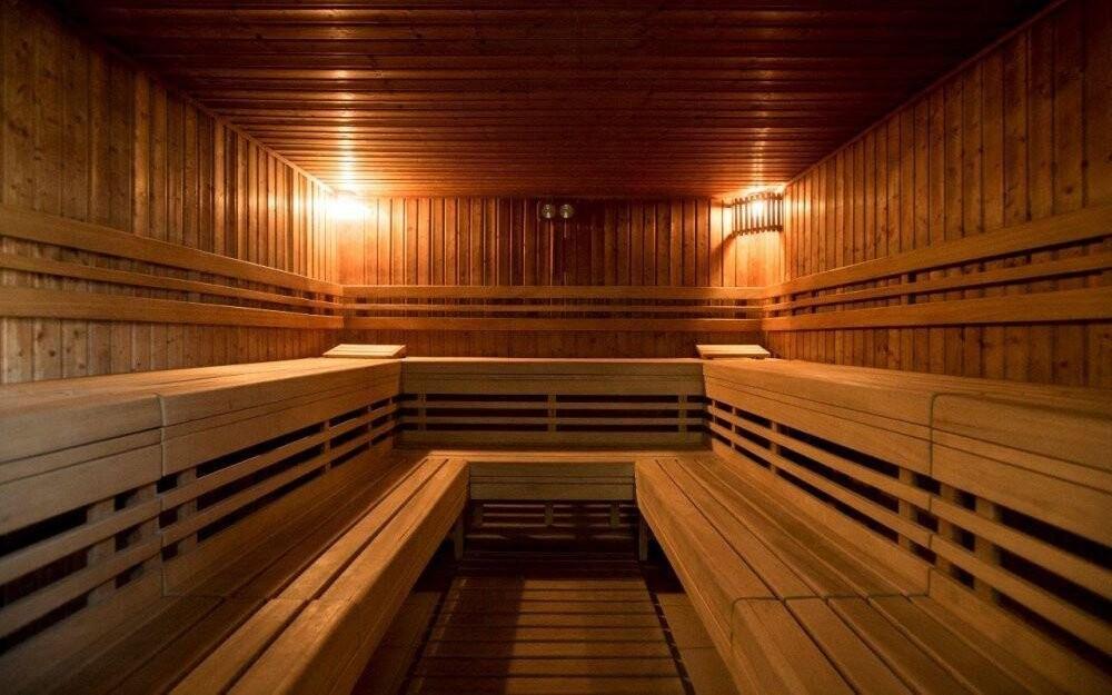 Sauna vo wellness, Hotel Marina-Port ****, Balaton
