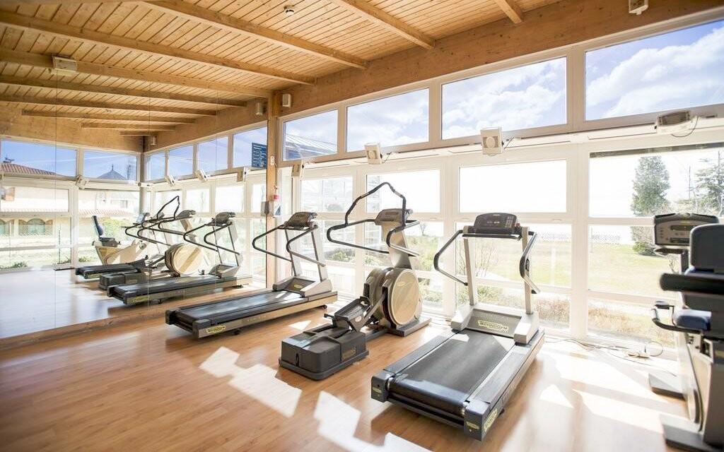 Fitness centrum, Hotel Marina-Port ****, Balaton