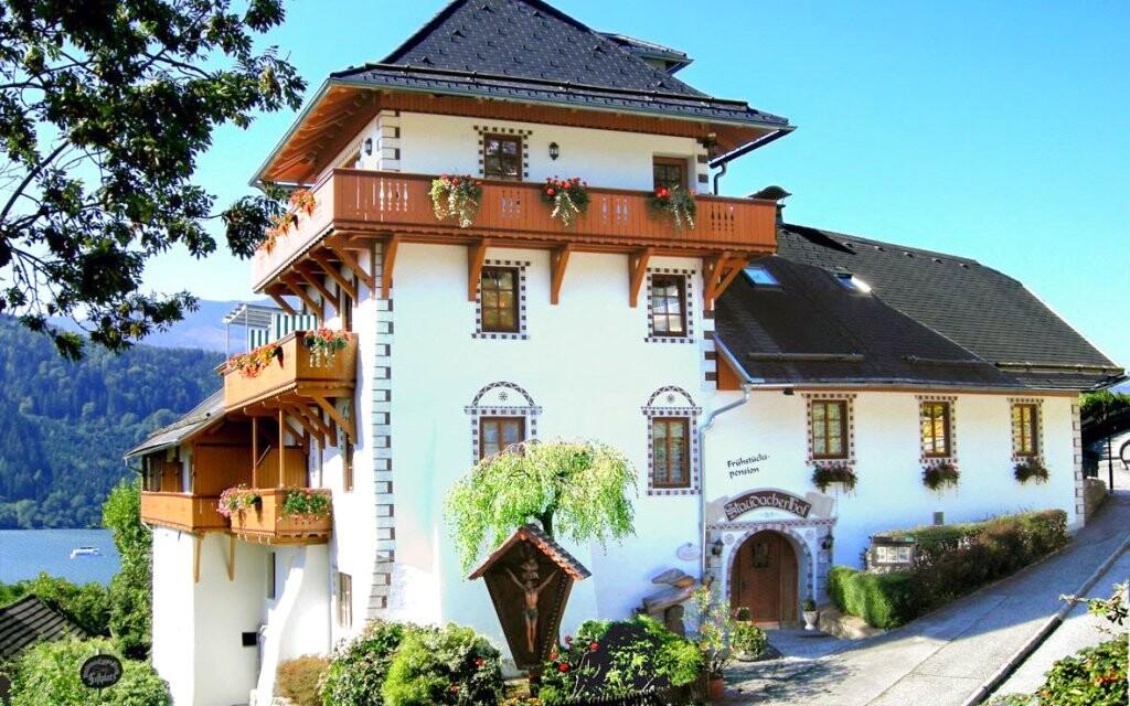 Hotel Staudacher Hof ***, Millstatt am See, Rakúsko