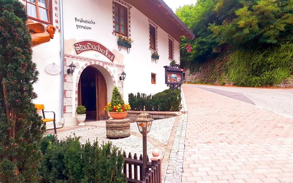 Hotel Staudacher Hof *** - vstup, Korutánsko, Rakúsko