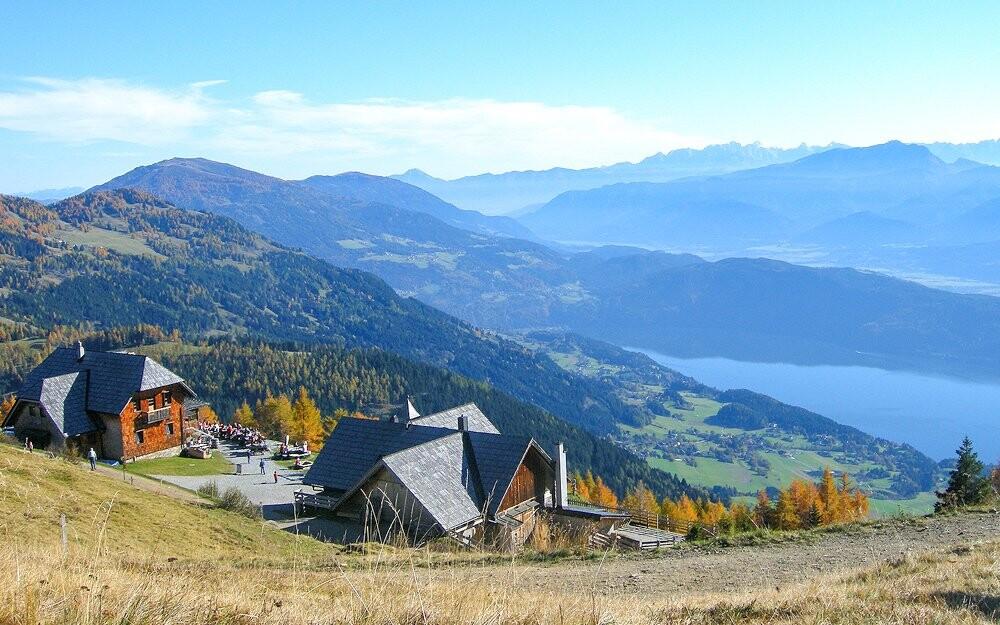 Millstätter See, Korutánsko, Rakúsko