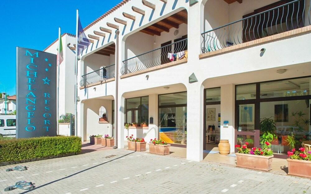 Michelangelo Hotel & Family Resort, Lido di Spina, Taliansko